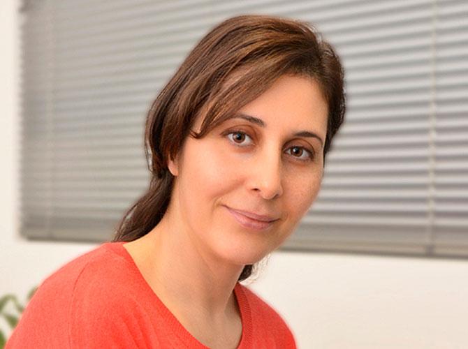 Dr Huda Marcus