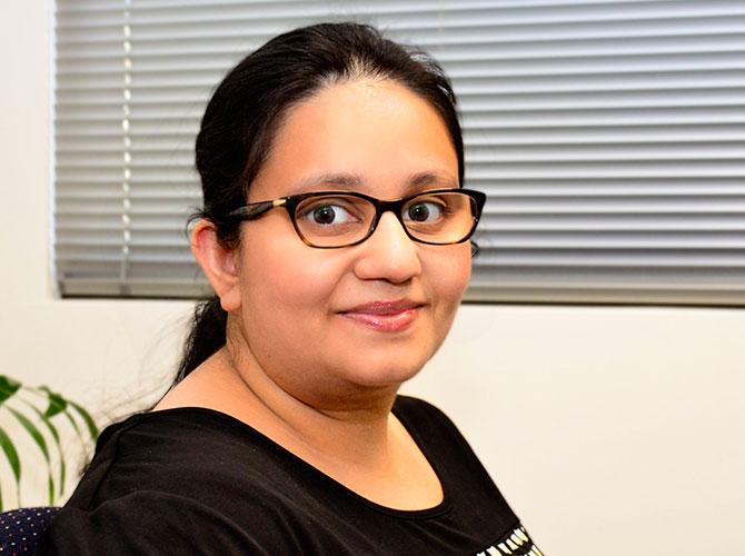 Dr Mahirun Molla