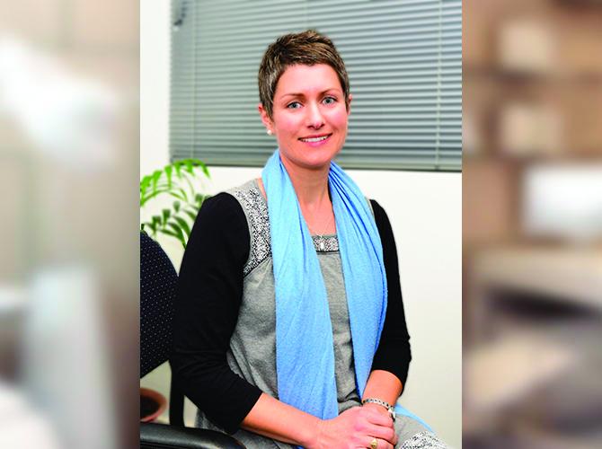 Naomi DeNicolo-speech pathologist