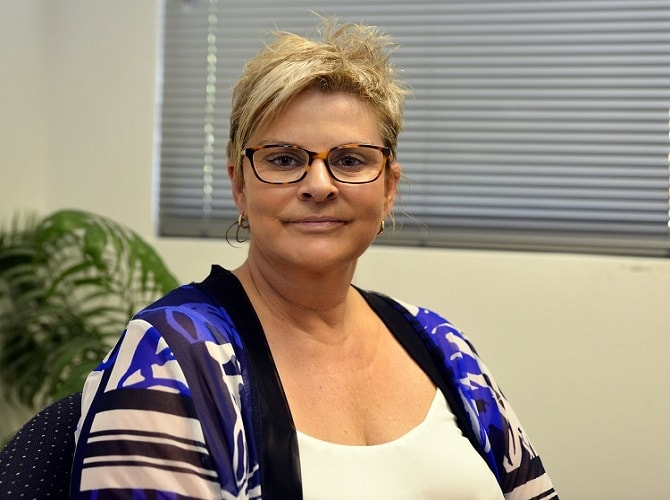 Psychologist Bronwen Francis at PVH Medical in Pascoe Vale.