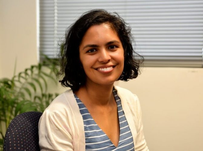 Dr Mariam Tokhi