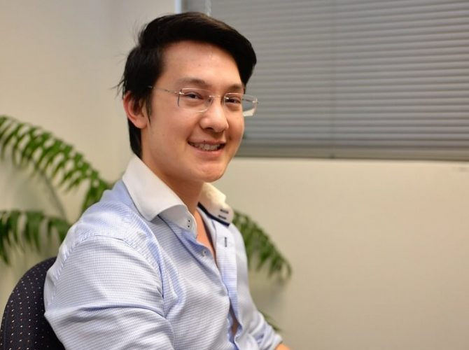 Dr Richard Sia