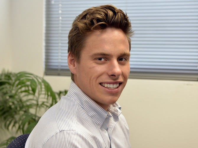 Gus McSweyn, podiatrist in Pascoe Vale