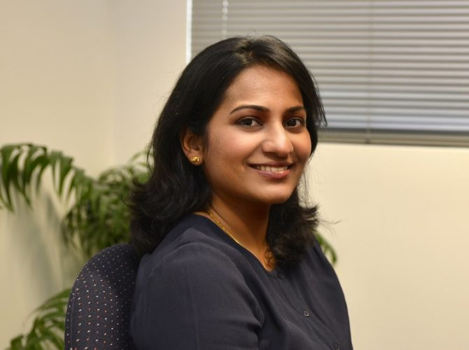 Naveena Seethapathy is a physiotherapist in Pascoe Vale
