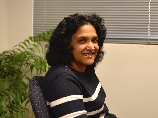 Nayana-Prematilaka, doctor in Pascoe Vale