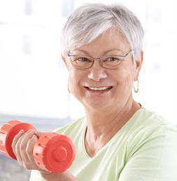 Strong to the Bone can help fight osteoporosis
